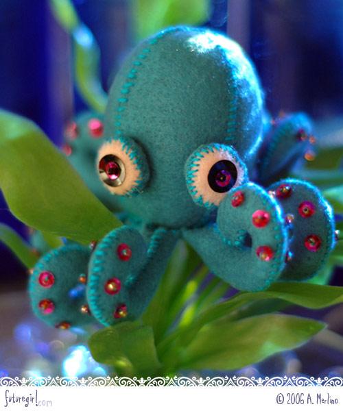 Sigmund the Octopus