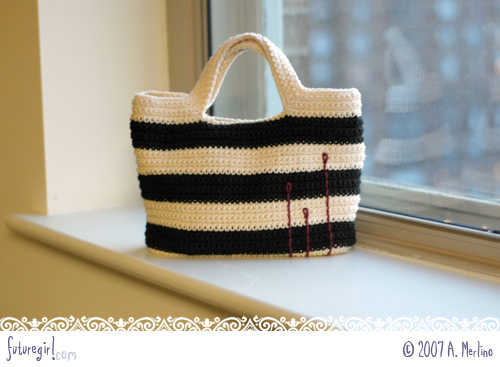 Crochet Purse Patterns Blog : futuregirl craft blog