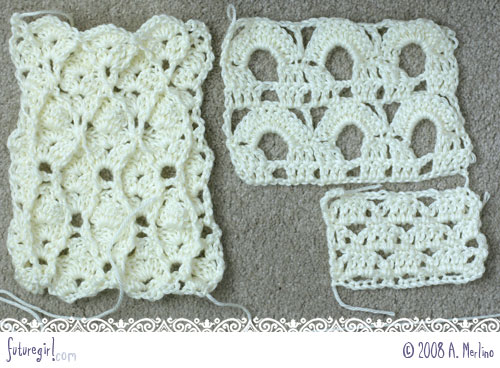Crochet Stitches Library : Crochet Stitch Library - All For Crochet