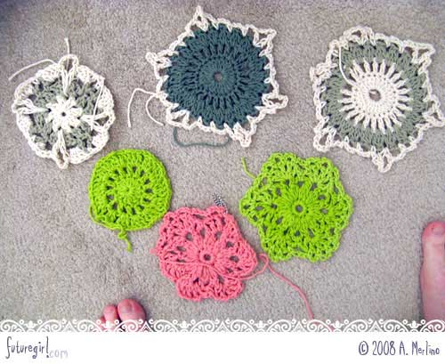 PlanetJune by June Gilbank » Free Crochet Patterns