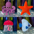 Supercute Sea Creatures